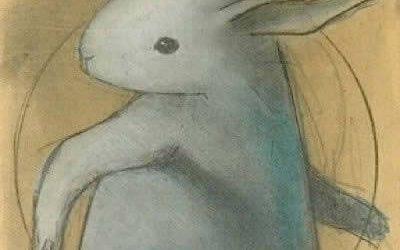 Blue Rabbit by SethFitts