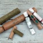 Edible Christmas Crackers