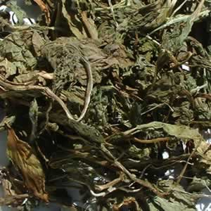Single Dried Herbs - Broadleaf Plantain 100gm Bag