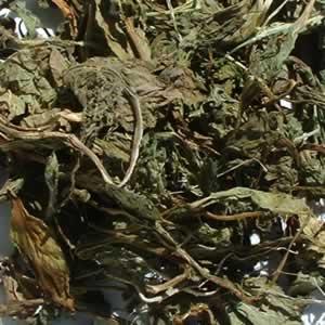 Single Dried Herbs - Broadleaf Plantain 1kg Bag
