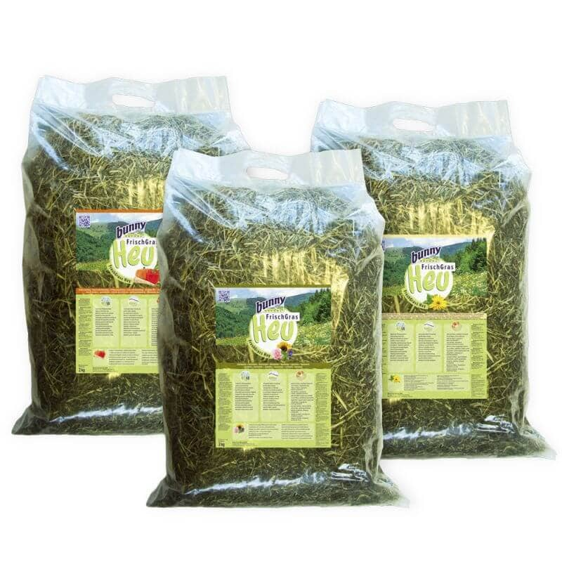 Bunny Fresh Grass Hay Special Editions