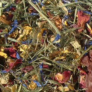 Dried Edible Flowers - Red Clover Flowers 100gm Bag