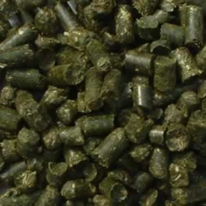 Organic Meadow Herb Pellets