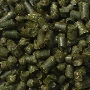 Organic Meadow Herb Pellets