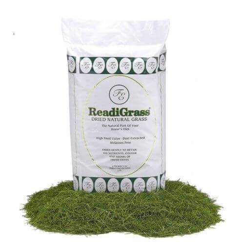 Readigrass pure dried grass