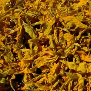 Dried Edible Flowers - Sunflower Petals 50gm Bag