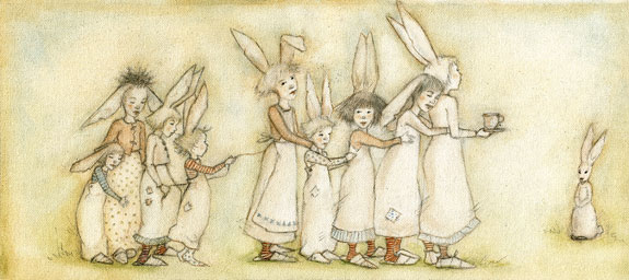 The Symbolism of Rabbits & Hares